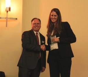 JRCLS award